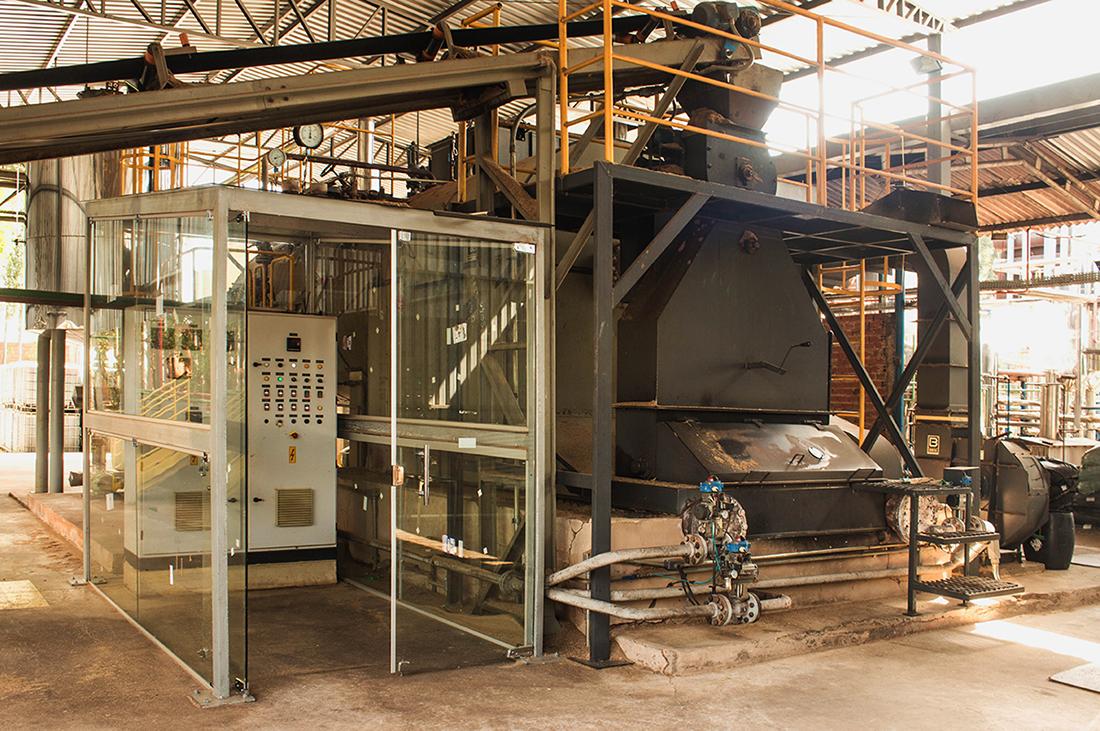 processo de produção da glicerina